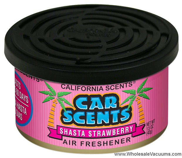 Shasta Strawberry Car Scents
