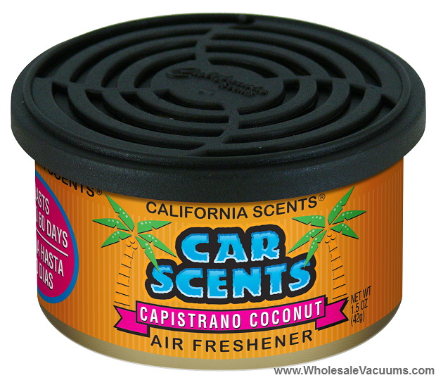 Capistrano Coconut Car Scents