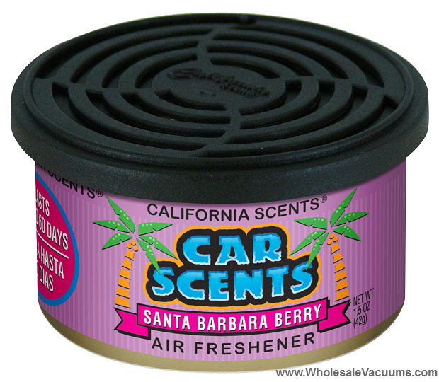 Santa Barbara Berry Car Scents
