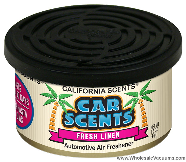 Fresh Linen Car Scents