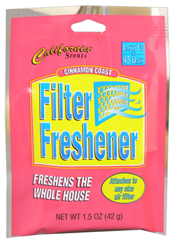 Cinnamon Coast Filter Freshner